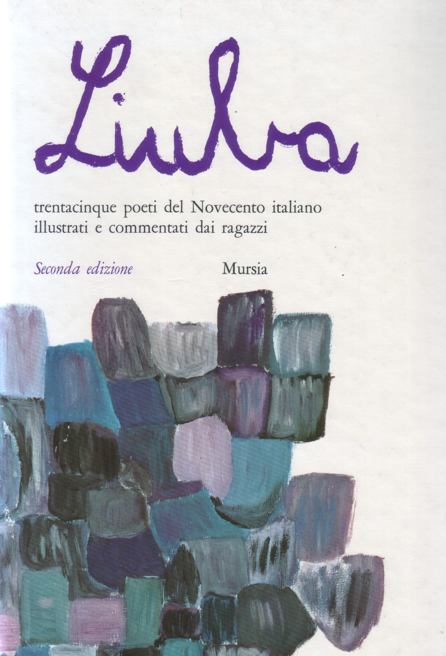 Liuba copertina Marino Ghirardelli Mursia