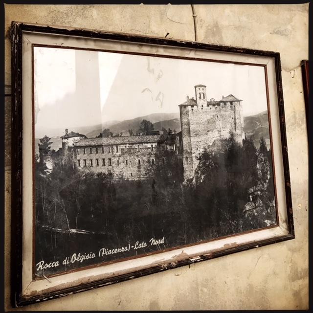 Rocca d'Olgisio Val Tidone