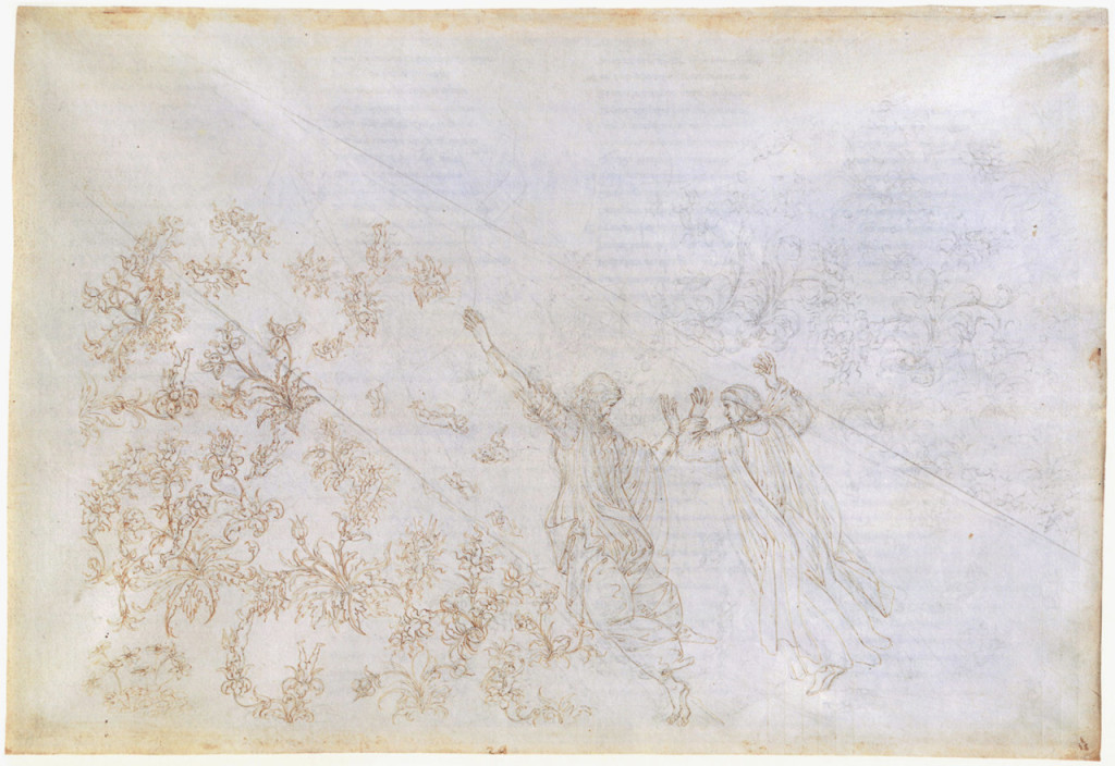 Botticelli Dante Beatrice Paradiso canto30
