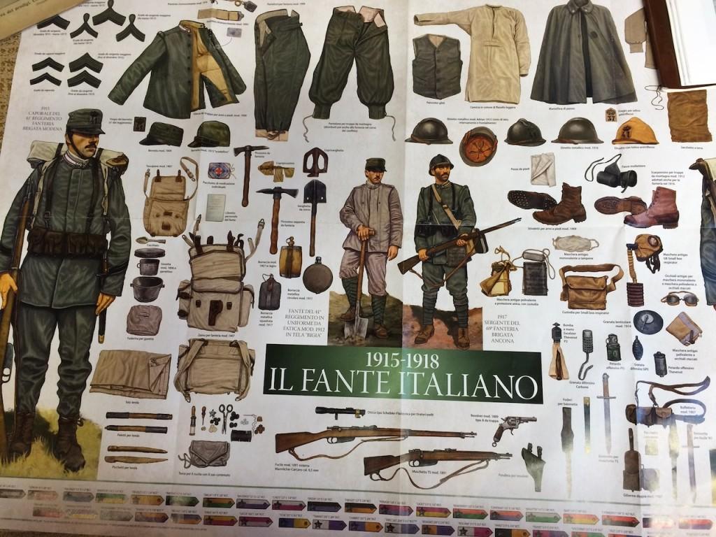 """Cucciago fati """"prima guerra mondiale"""" armi equipaggiamento Lussu """"Un anno sull'Altipiano"""""""