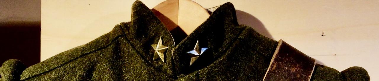 "mostrine uniforme grigioverde ""prima guerra mondiale"""